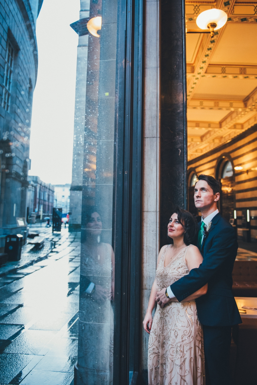 Wedding Manchester Town Hall-009