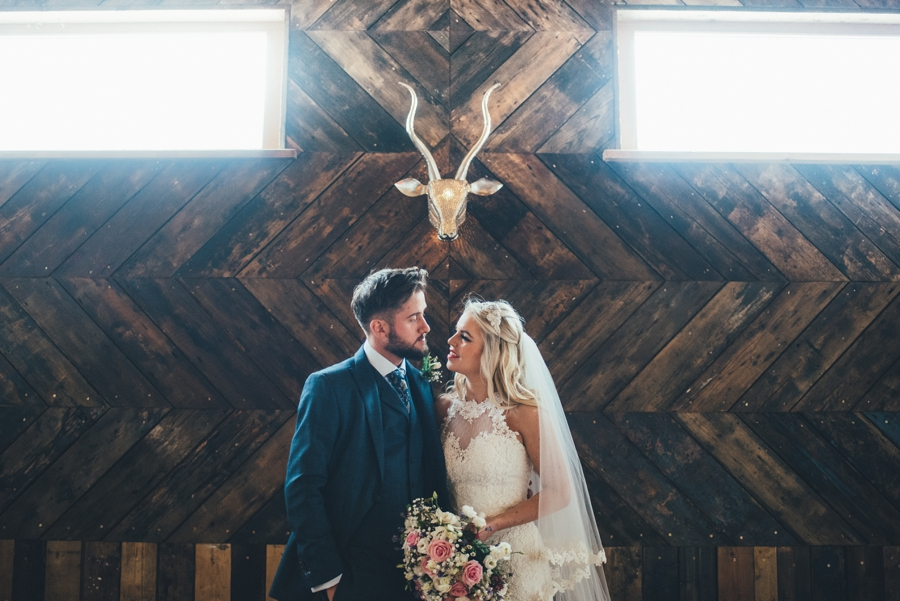 owen house wedding barn portraits