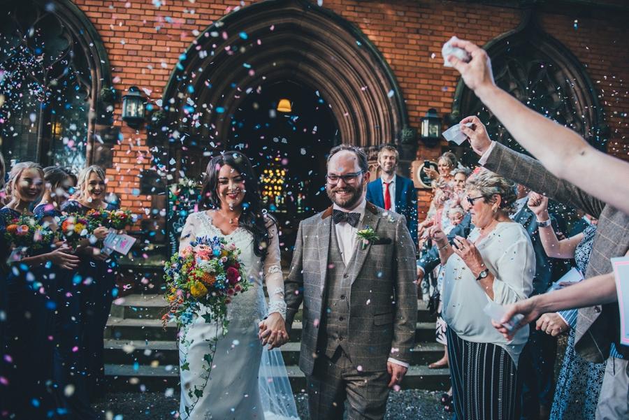 fun liverpool wedding