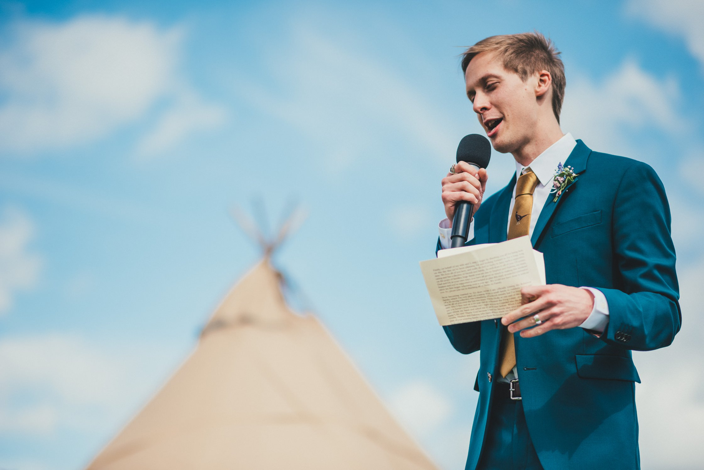Tipi Wedding Photography Wiltshire Shalbourne Sports Club_0045